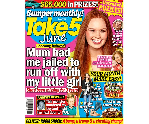 Take 5 Bumper Monthly June Issue