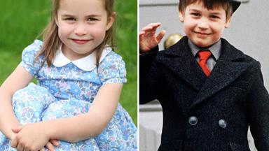 The Princess diaries! Who does Princess Charlotte look like most?