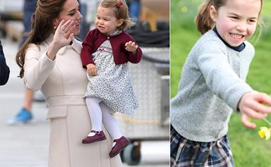 NEW ROYAL PICS: The Palace just dropped THREE new photos of Princess Charlotte and she's SO grown up!