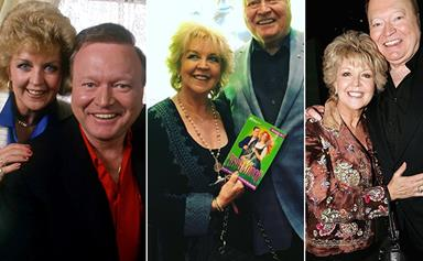 Bert Newton and Patti Newton's love story in pictures