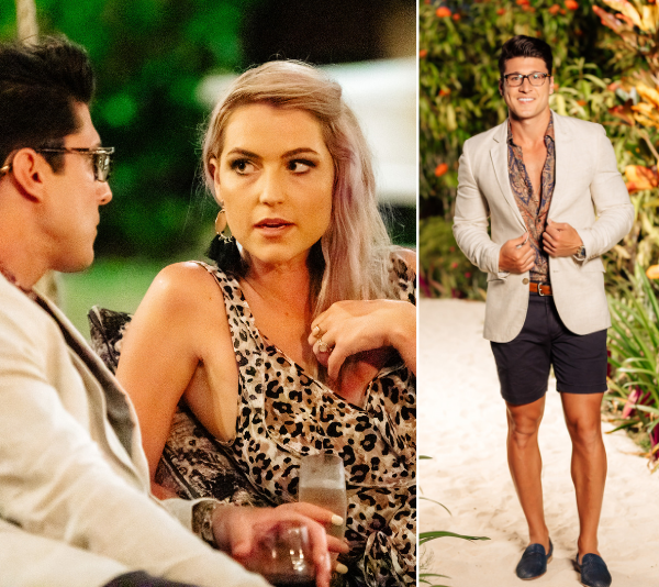 """EXCLUSIVE: Bachelor in Paradise's Connor's awkward and confusing response to """"ghosting"""" Shannon"""