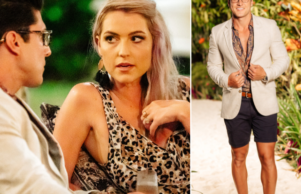 "EXCLUSIVE: Bachelor in Paradise's Connor's awkward and confusing response to ""ghosting"" Shannon"