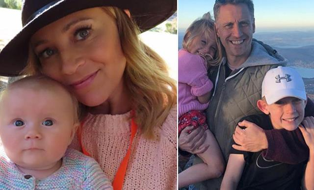 Carrie Bickmore's best snaps of her adorable family