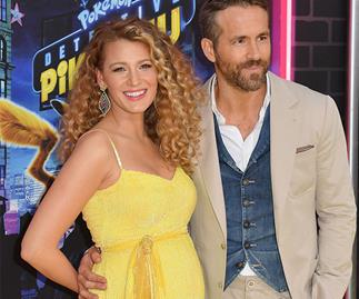 Baby news! Blake Lively announces her pregnancy in a dazzling baby bump debut
