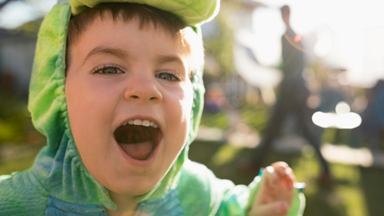 33 month old: Here's why your toddlers imagination has kicked into high gear, and why it's so important