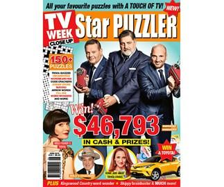 TV Week Star Puzzler Issue 2