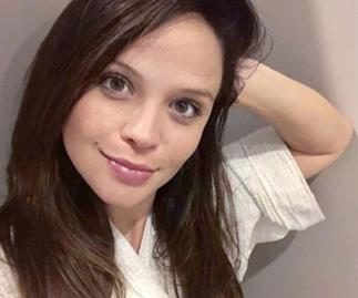 Lauren Brant just dropped a seriously risqué pregnancy pic and WOAH