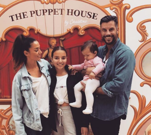 EXCLUSIVE: The incredibly sweet way Sam Wood speaks about Snezana's daughter Eve will melt your heart