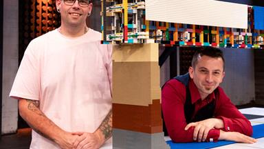 LEGO Masters Bilsy reveals his incredible weight transformation