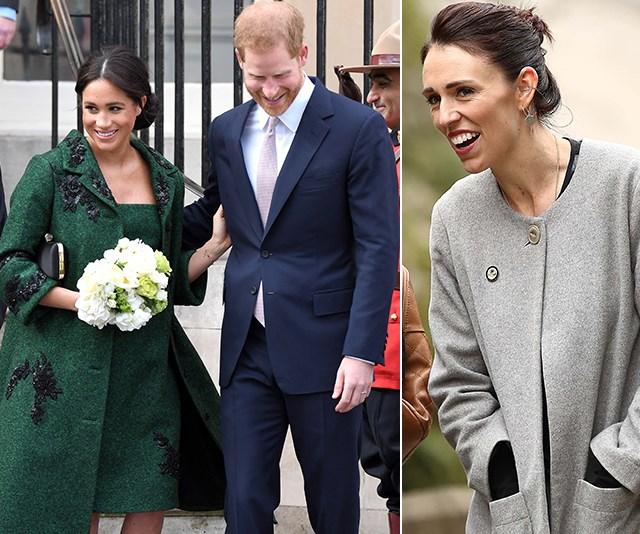 Baby Sussex's first gifts! The Royal Baby just received an INCREDIBLE present from Jacinda Ardern
