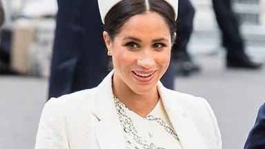 Wait, did Meghan Markle subtly REVEAL Baby Sussex's gender months ago?! Fans spot a major clue we all missed