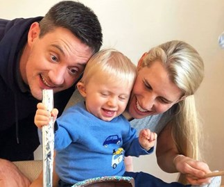 HYBPA's Ed Kavalee opens up on his family with Tiffiny Hall