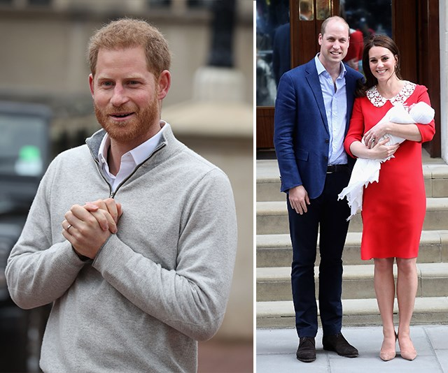 The key ways Harry and Meghan's birth announcement was different to William and Catherine's