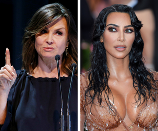 Lisa Wilkinson says what we were ALL thinking about Kim Kardashian's Met Gala outfit