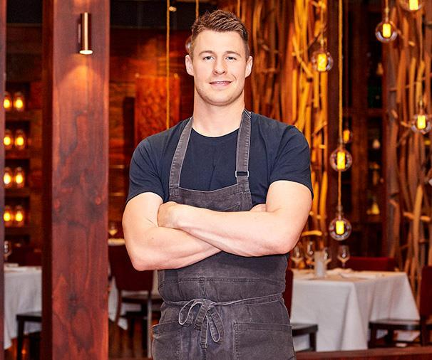 Meet the hot MasterChef guest chef everyone is frothing over