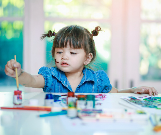 Tips for navigating your toddler's transition to preschool