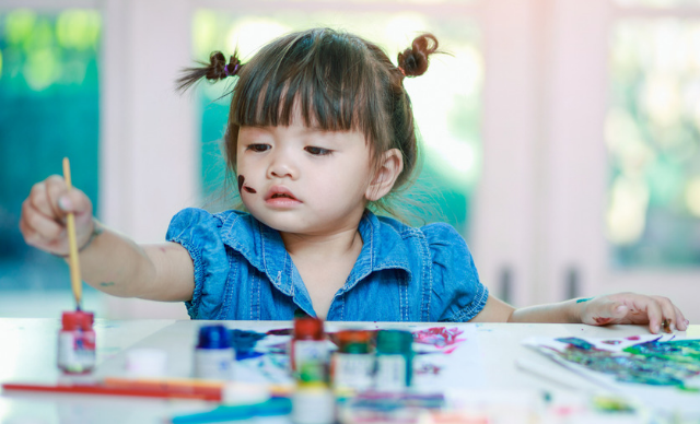 34 month old: Tips for navigating your toddler's transition to preschool