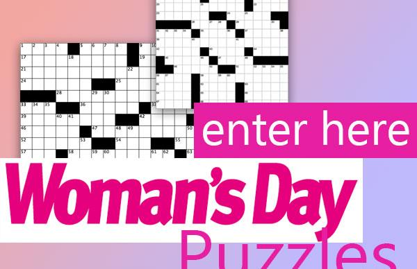 Woman's Day Puzzles Index