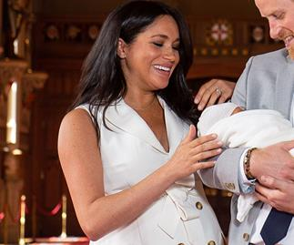 Duchess Meghan's Royal Baby debut outfit twinned with Princess Diana in the most beautiful way