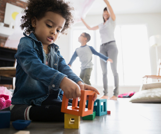 38 month old: Embrace the mess, because your child's playtime is vital for so many reasons