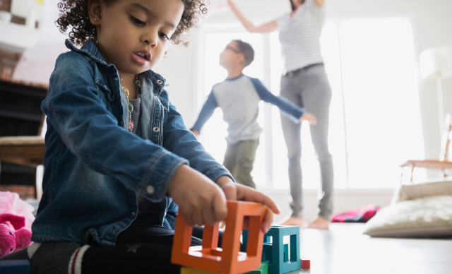 Embrace the mess, because your child's playtime is vital for so many reasons