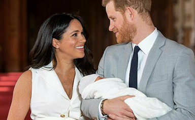 BREAKING: Duchess Meghan and Prince Harry FINALLY reveal the name of the Royal Baby, and it's PERFECT