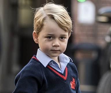 Did Prince Harry and Meghan Markle steal Prince George's nickname for baby Archie?