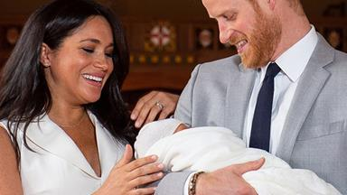 5 things you totally missed during Prince Harry and Duchess Meghan's Royal Baby debut because Archie was just too cute!