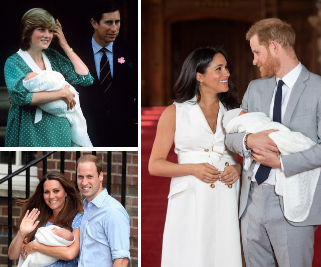 Royal weigh-in: How Archie's birth weight compares to other royal babies