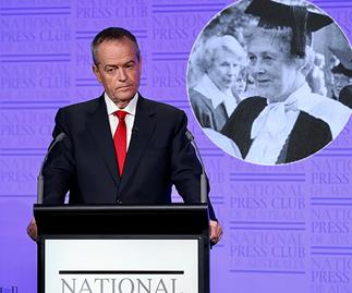 Who is Bill Shorten's mother Ann Shorten and why is everyone talking about her?