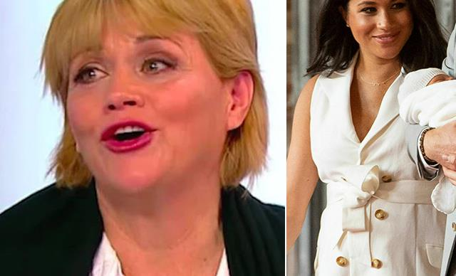 Samantha Markle just broke her silence on the Royal Baby in a VERY unexpected confession