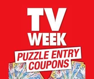 TV WEEK Puzzles Online Entry Coupons