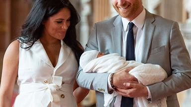 Baby Archie could end up with a royal title because of this unexpected reason