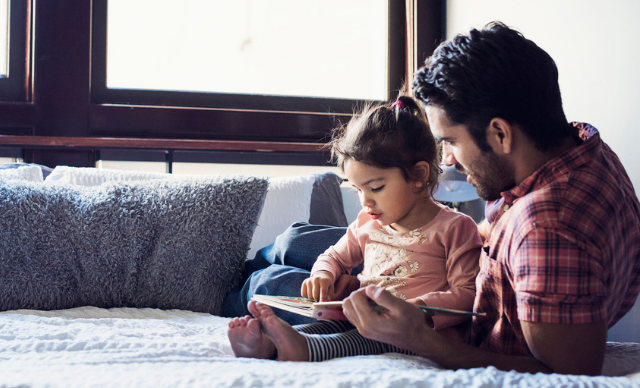 The benefits of early literacy will set your toddler up for a love of reading for life
