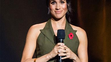 Supermum Meghan Markle: The working royal