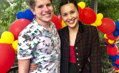 LEGO Masters Miller and Kaitlyn confirm shock new relationship