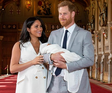 Duchess Meghan shares new unseen photo of baby Archie with a stunning hidden tribute to Diana