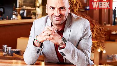 """To those I've hurt, I'm sorry!"" MasterChef Australia star George Calombaris is determined to make things right"