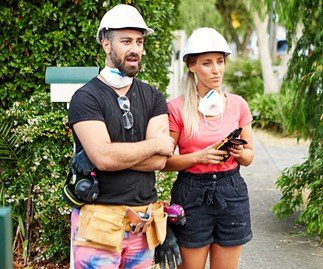 Pete and Courtney face their most stressful week yet on House Rules