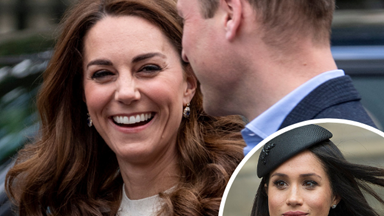 Duchess Kate is officially more popular than Duchess Meghan, new poll reveals