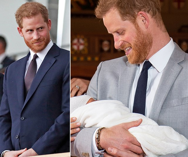 In case you missed it, Prince Harry just took a new picture of baby Archie - here's how we know