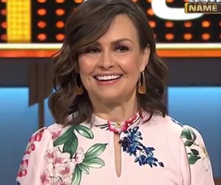 Lisa Wilkinson's VERY risqué remark leaves Grant Denyer shocked