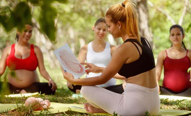 Birth classes: Find the right one for you