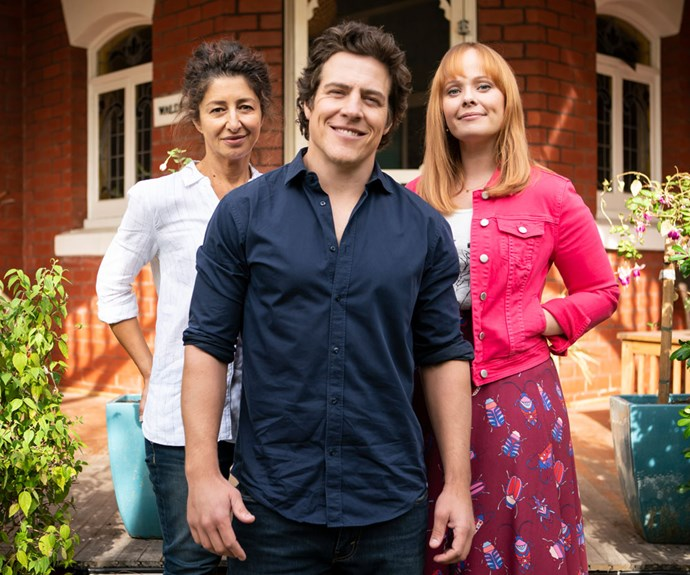 OPEN HOUSE: TV WEEK goes behind-the-scenes of Five Bedrooms