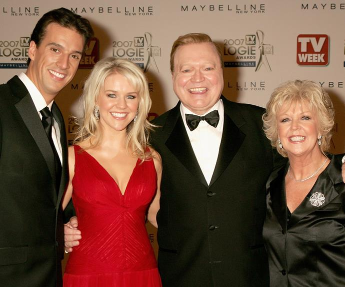 EXCLUSIVE: Lauren Newton gives fans an update about father Bert Newton's health