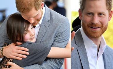 The emotional comment from Prince Harry about baby Archie that's melted every parent's heart