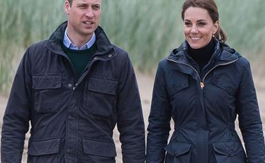 Prince William and Kate Middleton FINALLY meet their new baby nephew Archie