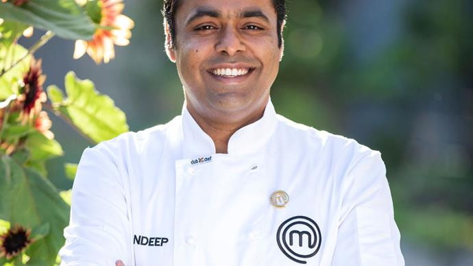 MasterChef Australia 2019: Sandeep makes TV history with best dish ever