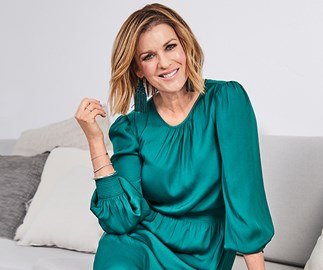 Kylie Gillies on her family and why she and her husband waited 14 years before having kids