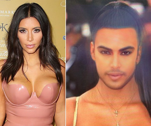 Here are some of our favourite celebrity couples with their genders swapped